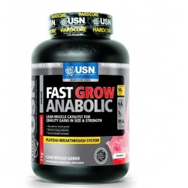 usn fast grow anabolic nutritional information