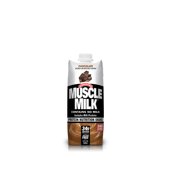 Cytosport Muscle Milk Ready To Drink Bodybuilding Sa